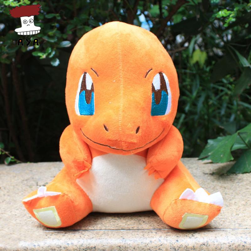 Free shipping Pokemon Plush Toys 11 29cm Charmander Soft Stuffed Animal Toy Figure Collectible Doll Children Christmas Gift<br>