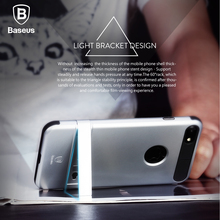 Buy Baseus Magnetic Holder Phone CasesFor iPhone 7 / 7 Plus PC+TPU 60 Degree Rack Stand Cover iBracket Kickstand Case iPhone7 for $10.83 in AliExpress store