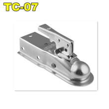 "wholesale New Trailer parts 2"" x3"" 5000 lbs Straight Tongue channal Trailer Coupler,USA SAE. FOR TC-07(China (Mainland))"