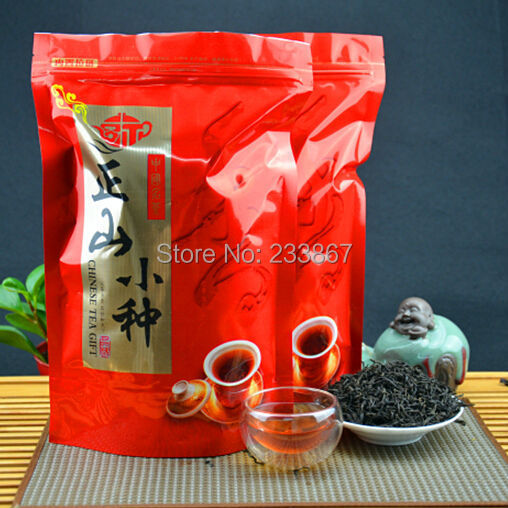 Premium Lapsang Souchong Black Tea Chinese Xiaozhong Tea For Weight Lose Health Care Gongfu Red Tea