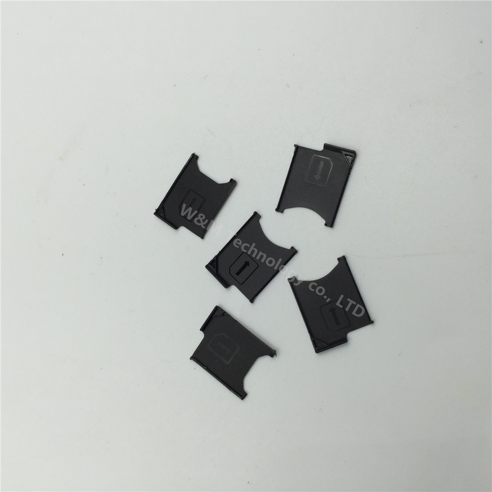 50pcs/LOT for Sony Xperia Z L36 L36H LT36 C6602 C6603 High quality sim card holder tray free shipping
