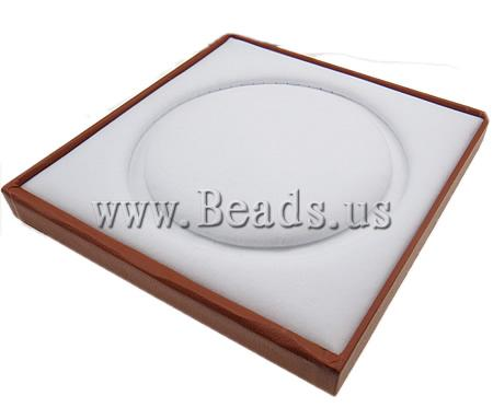 Free shipping!!!Cardboard Necklace Box,High Quality Jewelry, with Velveteen, Square, 190x195x21mm, Sold By PC(China (Mainland))