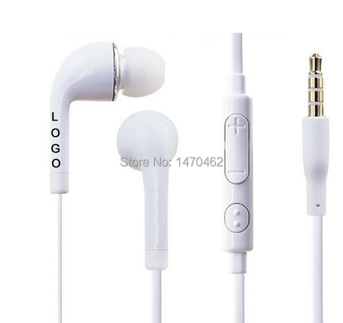 Hot Sale! Original EarPods handsfree With Volume&Mic Earphone For Samsung Galaxy S3 S4 S5 Note Note2 MobilePhone headphones(China (Mainland))