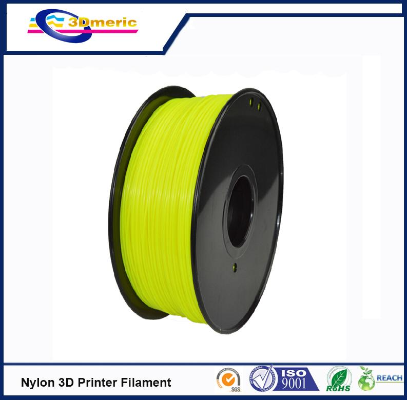 High Quality 3D Printers Dedicated 3mm ABS Filament Nylon Print Materials 1 25KG Blue 3D Printer