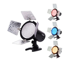 Buy YONGNUO YN-168 LED Video Light Lamp Canon 70D 7D 60D 1D T5I T4I Nikon Sony DLSR Camera DV Camcorder Photography lighting for $52.89 in AliExpress store