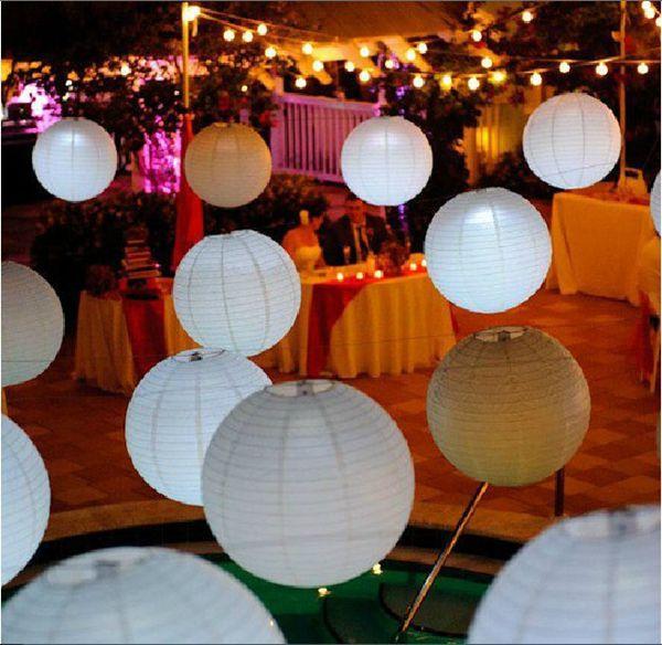 "Paper Lanterns Ottawa Wholesale Weddings By Pritchard: 12"" 30cmFree Shipping Round Paper Lantern Lamp Estival"