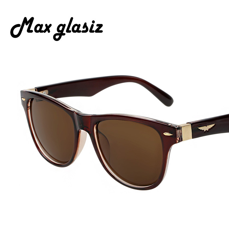 2015 New Vintage Retro Classic Rivet Glasses Fashion Sunglasses Eyewear Women Men Walking Running Glass Oculos de sol masculino(China (Mainland))