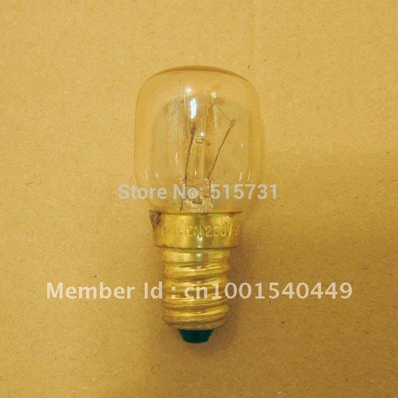 WSDCN BRAND, E14/T25/25W 220-240V OVEN BULB, OVEN LAMP, HEAT RESISTANCE BULB, 300'C(China (Mainland))