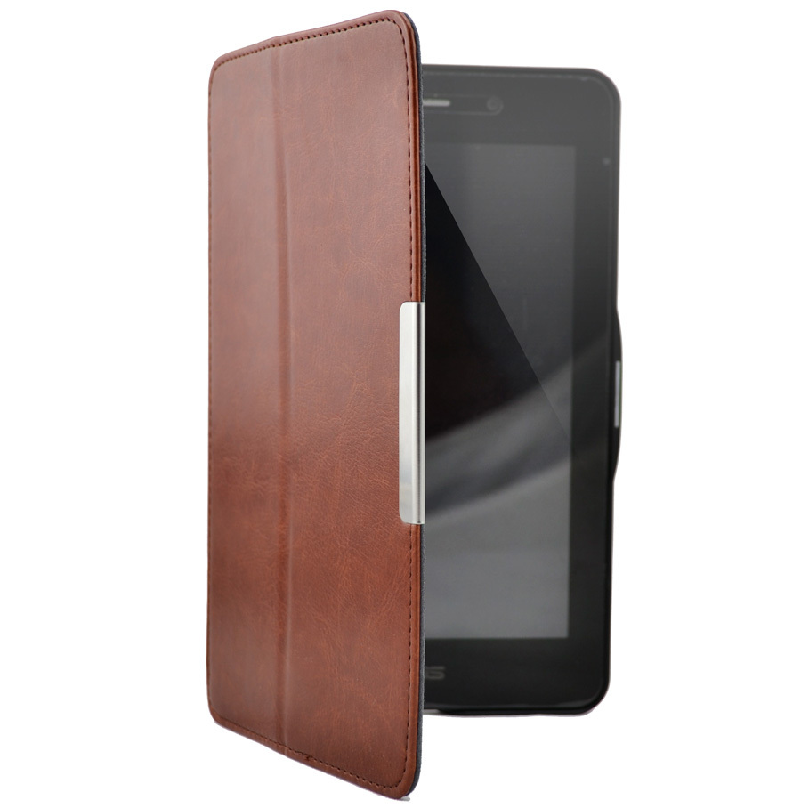 PU Case Pouch  For Asus 7 FonePad ME371MG ME371 With Magnet Free Shipping 50pcs/lot<br><br>Aliexpress