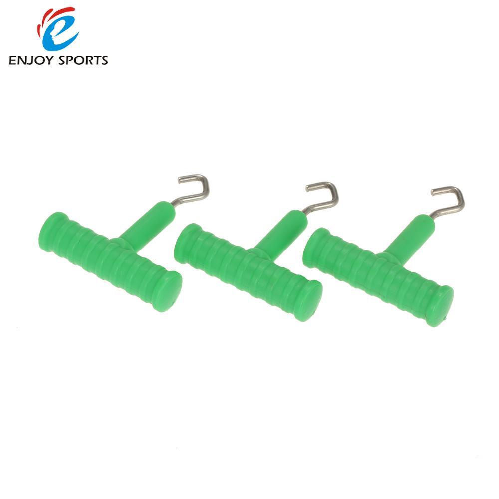 3Pcs Carp Fishing Knot Puller Tool Rig Making Tool Sea Fishing Hair Rig Tool Accessories Fishing Carp for Carp Fishing(China (Mainland))