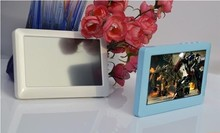 Free shipping 8GB T13 4.3 inch HD definition touch screen Mp4 Mp5 player+TV out+Video+FM radio(China (Mainland))