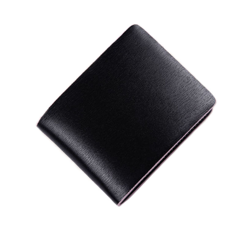 2015 PU men wallets fashion black coffee blue men wallets no zipper short men walet card