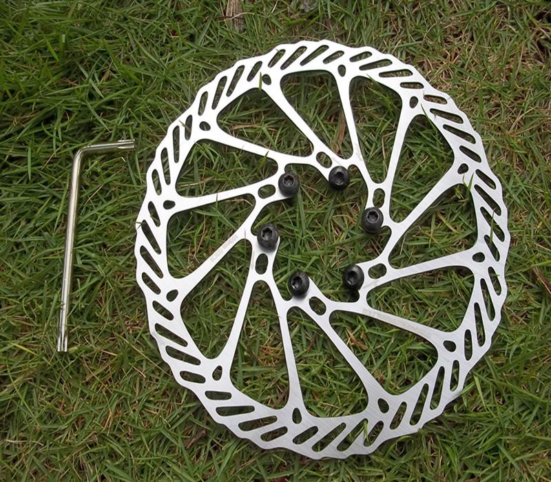 16cm BB5 BB7 G3 Disc Brake Stainless Iron MTB Bike Bicycle Disc Brake Rotor Cycling Brake with 6 Bolts(China (Mainland))