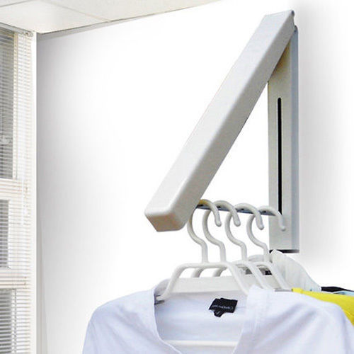 online kaufen gro handel wall drying rack for clothes aus china wall drying rack for clothes. Black Bedroom Furniture Sets. Home Design Ideas