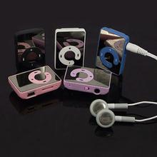 New Arrival 2015 New Mini Clip USB MP3 Music Media Player Support 1-8GB Micro SD TF + Headphone + Cable 5VZA 91DA(China (Mainland))