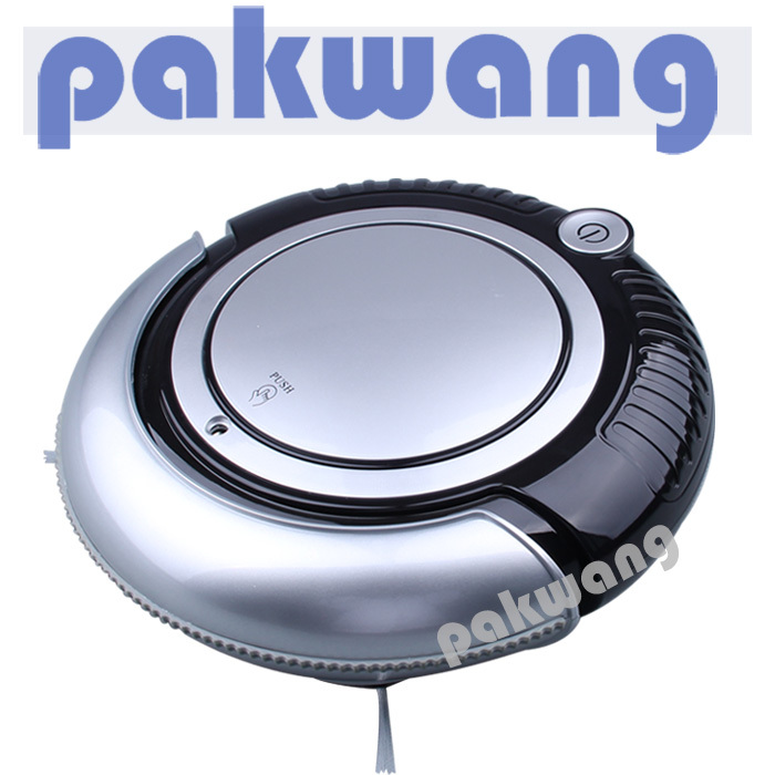 Pakwang Newest Lowest Noise Intelligent Robot Vacuum Cleaner K6L For Factory 2016 brand new(China (Mainland))