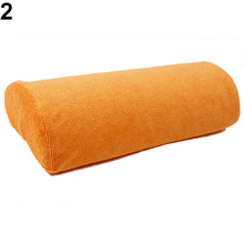 Soft  Cushion Rest Pillow Nail Art Design Manicure Care Salon Column Tool 5W99 7GPM 8TJL