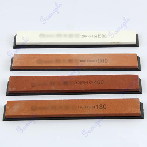 Инструмент для заточки ножей 4 /180# 400# 800# 1500# D3241  180 400 800 1500 oilstone edge sharpener 4 pcs