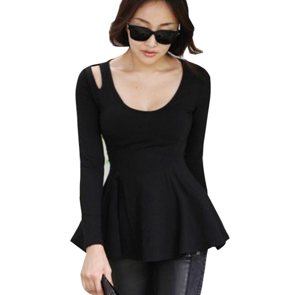 buy new hot selling t shirt women black white grey red tee shirt femme fashion. Black Bedroom Furniture Sets. Home Design Ideas
