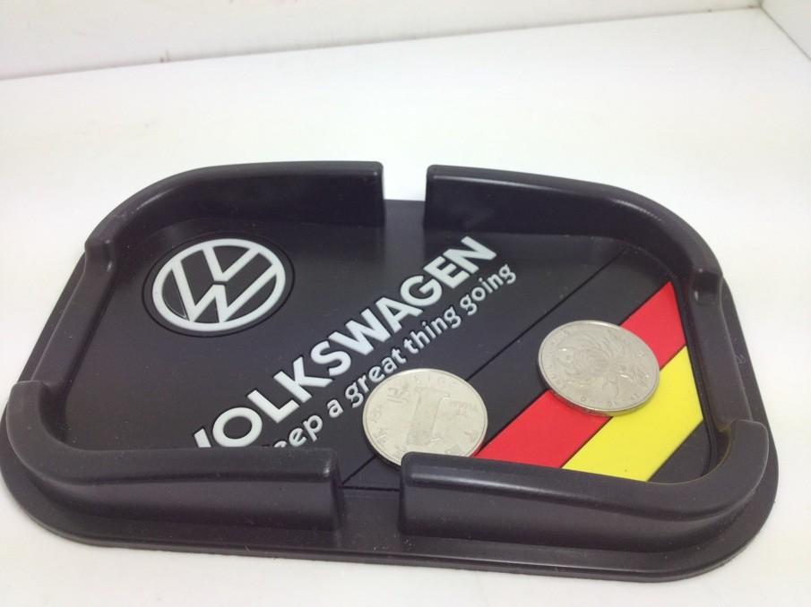 Anti-slip mat sticky pad non-slip pad Car Anti-slip Pad for phone for Volkswagen VW Jetta MK6 Tiguan Passat Golf POLO CC(China (Mainland))