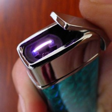 Arc pulse mini lighter with usb charge  electronic cigarette windproof rechargeable
