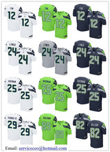 Marshawn Lynch Russell Wilson Richard Sherman FAN Earl Thomas III Doug Baldwin For YOUTH KIDS camouflage(China (Mainland))