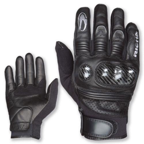 richa nv prot ger t courts gants de moto noir couleur m l taille origine new sans tag. Black Bedroom Furniture Sets. Home Design Ideas