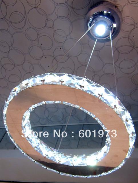 "Free shipping 2012 New Design Hot Sell  Modern LED Crystal Lights Energy Saving Pendant Lamp Crystal Chandelier  9209-D12"""
