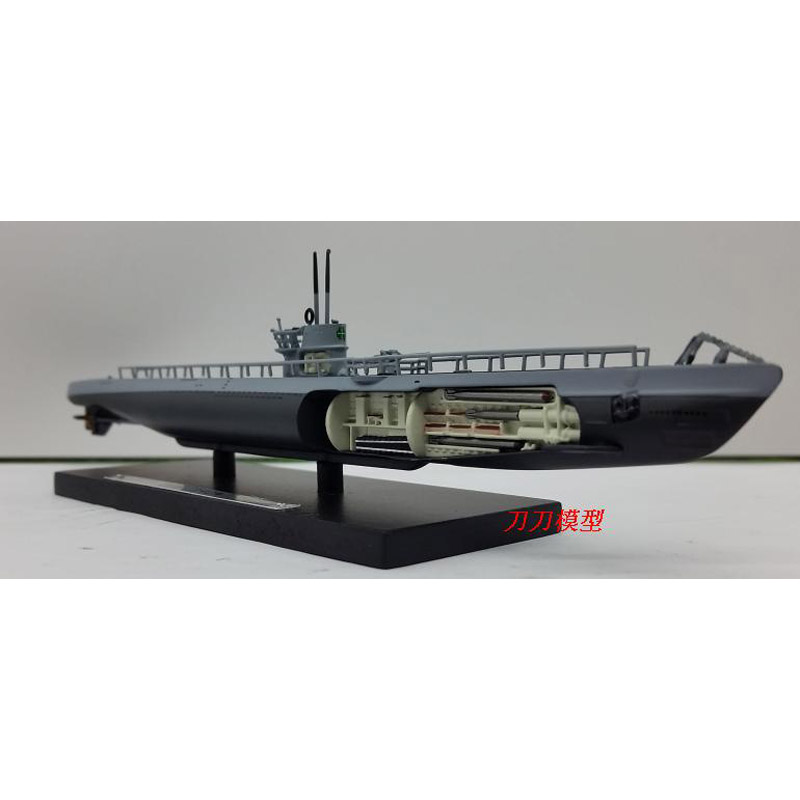 ATLAS World War II Germany U-26 1940 Submarine Model 1/350 Scale Diecast Finished Alloy Toy For Collect Gift(China (Mainland))