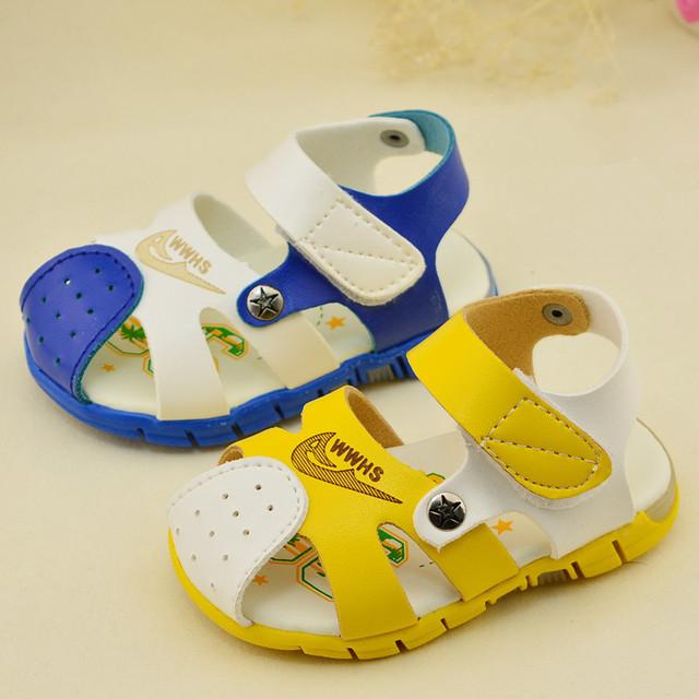2016 летом от 0 до 24 месяцев мальчиков и девочек обувь новорожденный малыш обувь ...