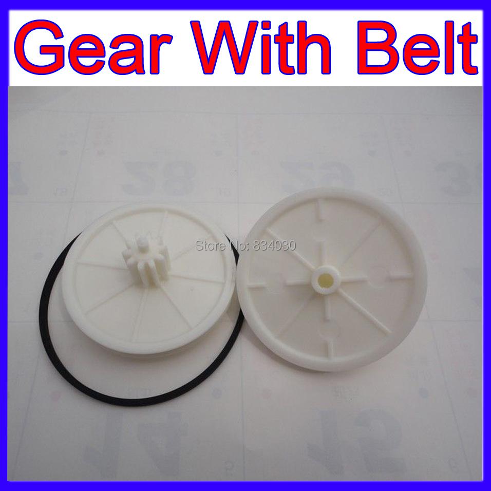 CDM4 CDM-4 Gear with belt Replacement For Philips Marantz<br><br>Aliexpress