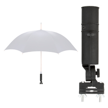 Black Golf Club Umbrella Holder Stand Fit Cart Car Trolley Pushchairs Golf Equipment(China (Mainland))