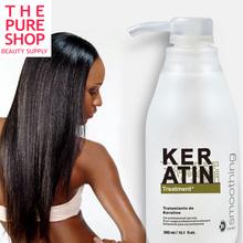 Keratin for hair 300ml Brazilian keratin hair treatment formalin 5 straightener and treatment for damaged hair