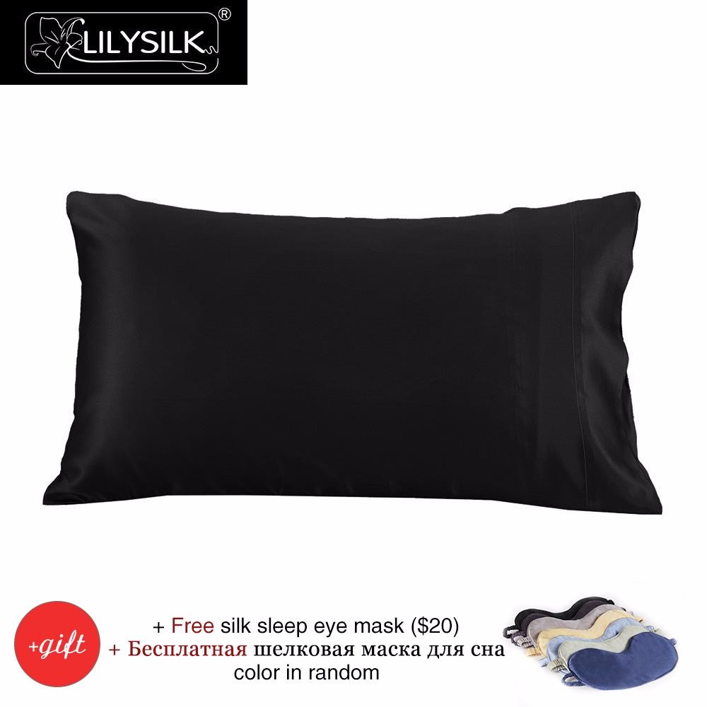 Wholesale Lilysilk 100 Pure Mulberry Silk Pillowcase With