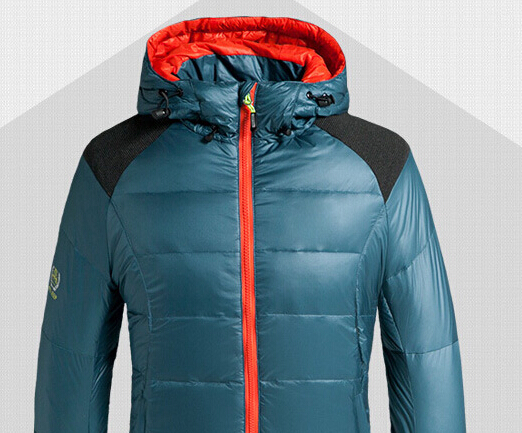 New Spring 2016 down coat men winter down jacket face sports leisure hooded down & parkas outwear(China (Mainland))