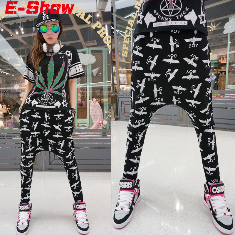 New 2015 Summer European Street Harajuku Style Women Hip