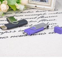 Teléfono inteligente Colorido DEL USB Flash Drive 4 GB 8 GB 16 GB 32 GB pen drive de memoria u disco stick pendrive