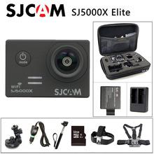 Buy Free shipping!! Original SJCAM SJ5000X Elite WiFi 4K 24fps 2K 30fps Gyro Sports Action Camera for $135.99 in AliExpress store