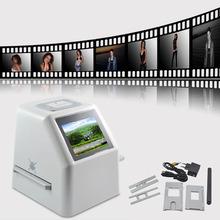 """Portable Film Scanner Resolution 22 Mega Pixels 110 135 126KPK Negative Photo 35mm Scanner Digital Film Converter with 2.4""""LCD(China (Mainland))"""