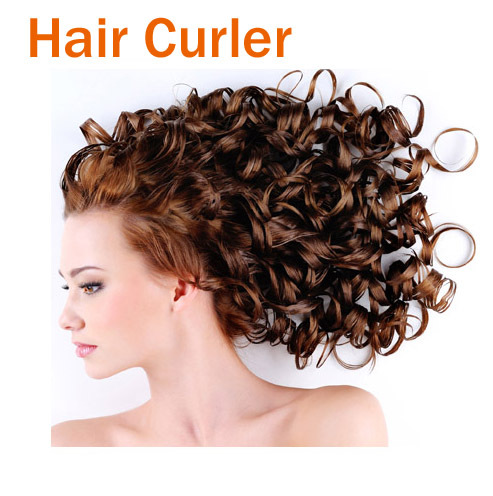 Fast shipping Pro Nano Titanium Automatic Curls Magic Hair Curler Hair Roller Professional Hair Styling Tools(China (Mainland))