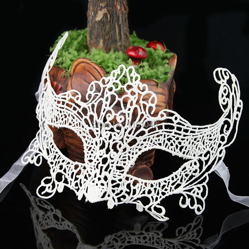 free shipping 1pc women sexy fox mask halloween masquerade lowrie lace mask sexy lady black eye - Black Eye Mask Halloween