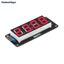 4-Digit LED Display Tube, 7-segments RED(China (Mainland))