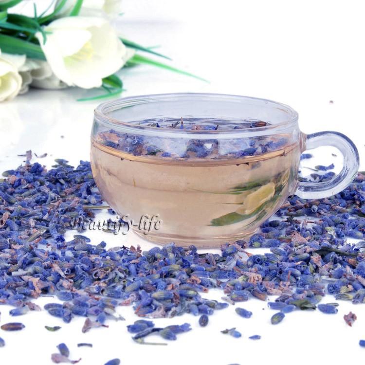 Good quality 1kg dry Lavender Chinese flower tea 100 natural 2015 new Fruit tea C203 Free
