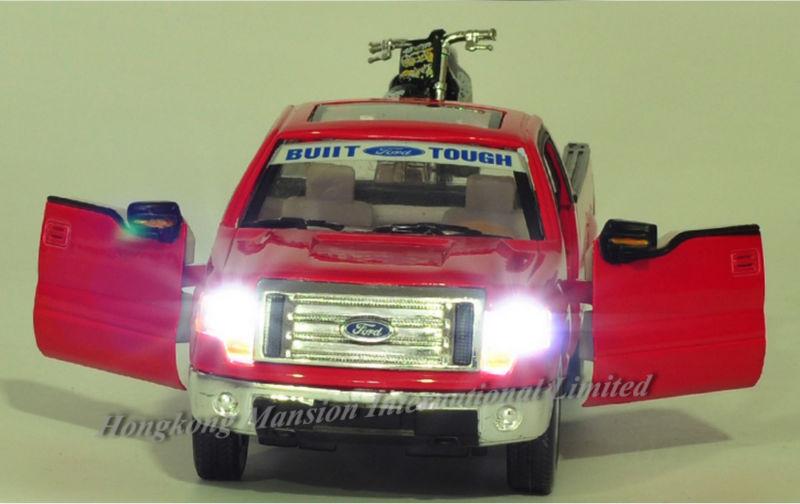 New 132 Car Model For Ford F-150 Raptor (19)