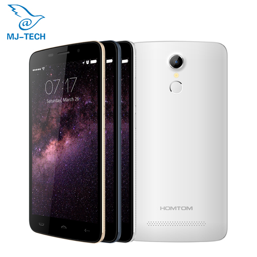 Homtom ht17 Android 6.0 OS MTK6737 Quad core 5.5 inch 1280*720 RAM 1GB ROM 8G 4G Smart cellphone(China (Mainland))