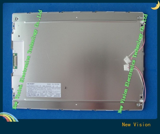 "LM104VC1T51 LM104VC1T51R Brand New Original A+Grade10.4"" inch LED LCD Display Module Panel"
