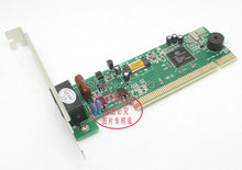 DF CABLE & PLUG Old time 56 k PC built-in PCI Fax modem Send fax with Computer(China (Mainland))
