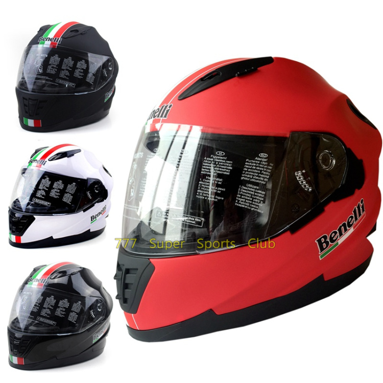 2016 motorcycle full face Helmet Benelli Casque Casco Capacete Moto GP Safe Racing helmets(China (Mainland))