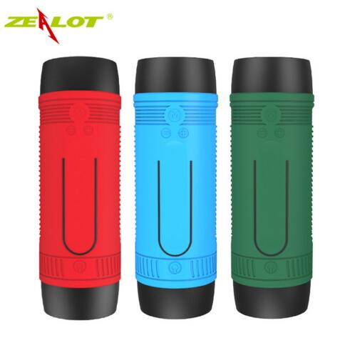 Bike Riding Bluetooth 4.0 Speaker Sport Stereo Flashlight Support FM TF Card Used for Power Bank 4000mah Lighting SOS Signal(China (Mainland))