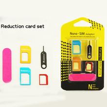 Как обрезать Sim карту под микро Sim и нано Sim - Tab-tv